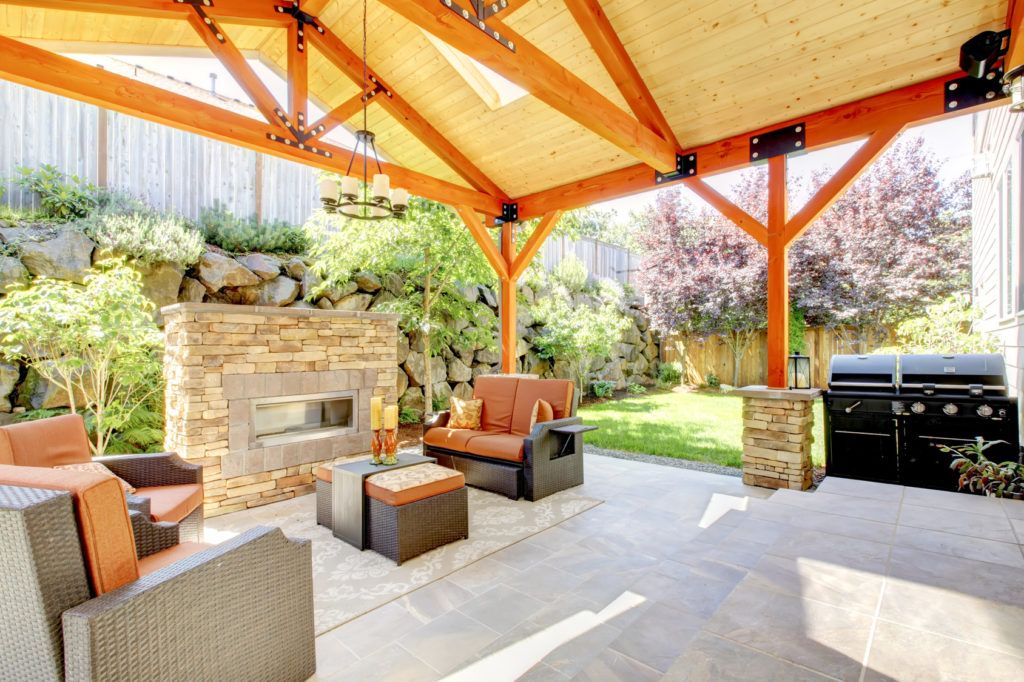 Outdoor Living​